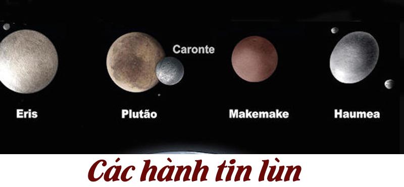 Nhóm các hành tinh lùn