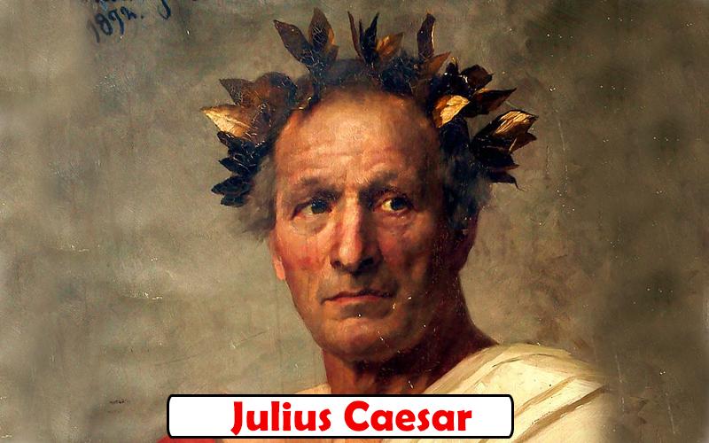 Chân dung Julius Caesar