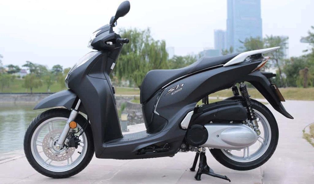 Các loại xe máy tay ga của hãng Honda