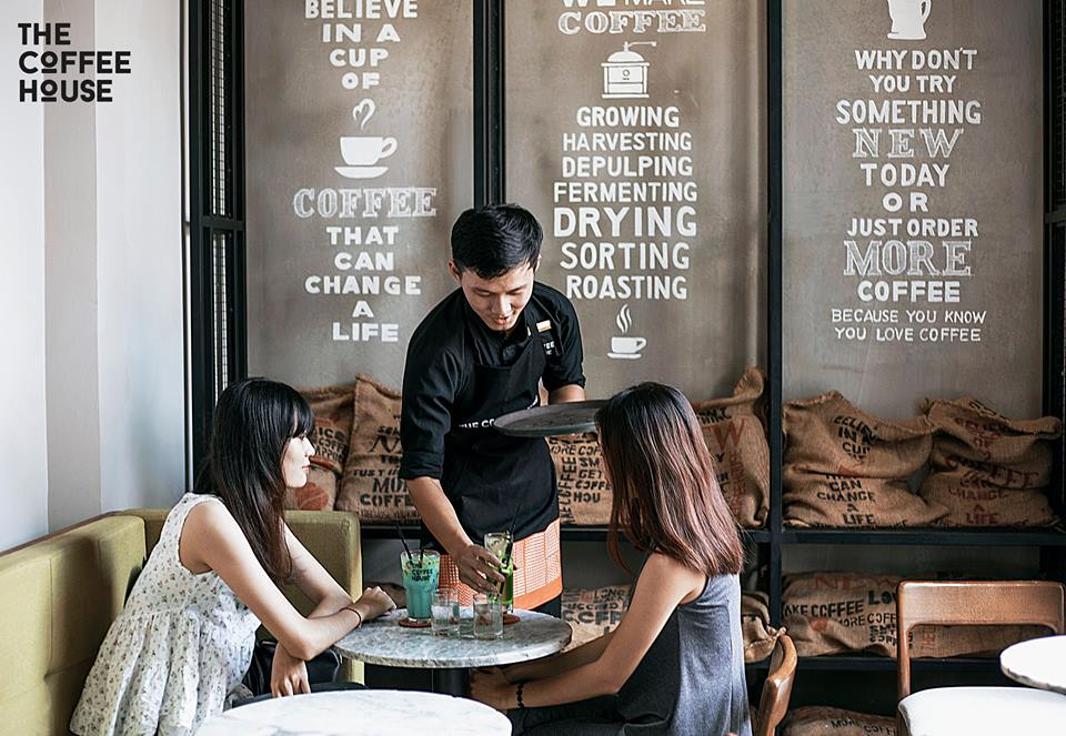 Cần tạo ra sự khác biệt khi kinh doanh café