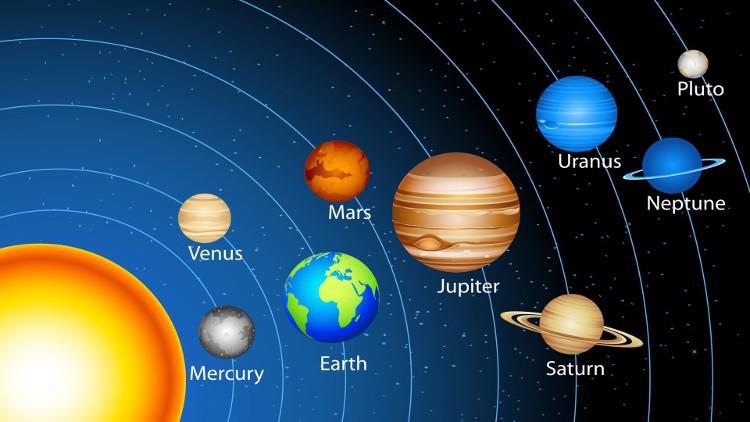 bên ngoài hệ mặt trời là gì