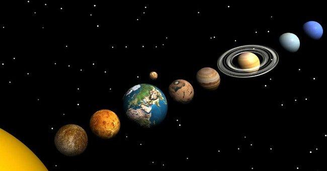 khoảng cách từ trái đất đến mặt trời